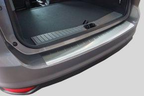 Nerezové kryty nárazníku pro Nissan Tida 5D