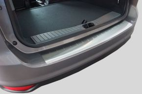 Nerezové kryty nárazníku pro ŠKODA Octavia II Facelift Combi