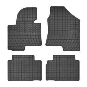 Gumové autokoberce pro KIA SPORTAGE III 4ks 2011-2015