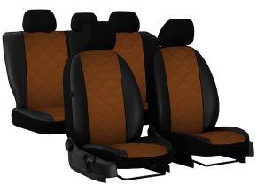 Autopotahy na míru Kožené AUDI A4 B6 (2000-2006)