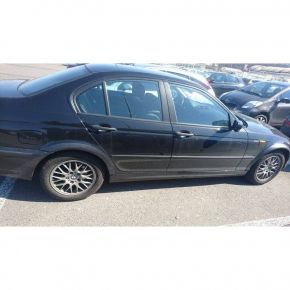 Plastové lemy pro BMW E46 COMBI 1998-2007 5-DV.