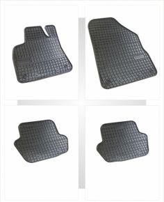 Gumové autokoberce pro CITROEN DS5 4ks 2011-