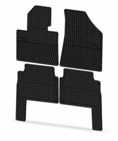 Gumové autokoberce pro KIA SORENTO 4ks 2009-2012