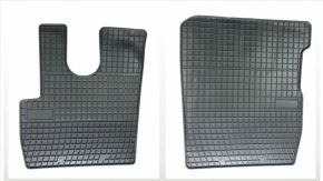 Gumové autokoberce pro DAF CF EURO 6 2ks 2014-