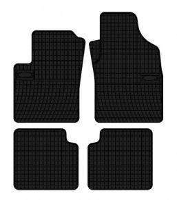 Gumové autokoberce pro FORD KA 4ks 2008-