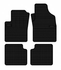 Gumové autokoberce pro FIAT PANDA 4ks 2012-