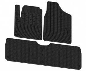 Gumové autokoberce pro SEAT ALHAMBRA 4ks 2010-
