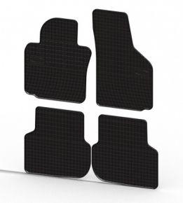 Gumové autokoberce pro VOLKSWAGEN VW JETTA 4ks 2011-