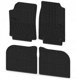 Gumové autokoberce pro AUDI Q3 4ks 2011-