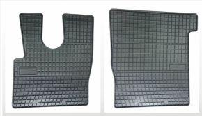 Gumové autokoberce pro DAF XF EURO 6 2ks 2014-