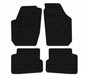 Gumové autokoberce pro SEAT ALTEA 4ks 2004-
