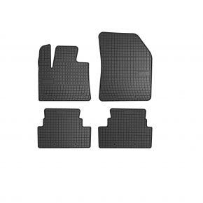 Gumové autokoberce pro OPEL GRANDLAND X 4ks 2017-up