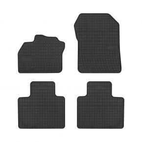 Gumové autokoberce pro RENAULT ZOE 4ks 2012-up