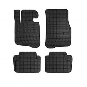 Gumové autokoberce pro BMW 4 (F32,F33,F36) 4ks 2013-