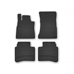 Gumové autokoberce pro MERCEDES S-CLASS W222 SEDAN LONG 4ks 2013-up