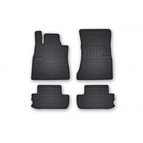 Gumové autokoberce pro MERCEDES S-CLASS W222 COUPE 4ks 2013-up