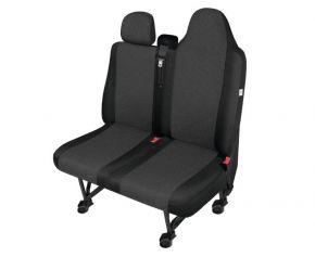 Autopoťahy na míru pro Tailor Made DV2 pre RENAULT TRAFIC III (2014→)