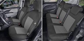 Autopoťahy na míru pro Tailor Made pre FIAT DOBLO IV 5m. (2015→)
