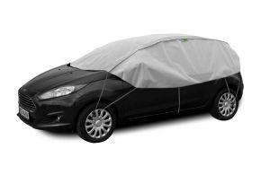 Ochranná plachta OPTIMIO na skla a střechu automobilu Subaru Justy d. 255-275 cm