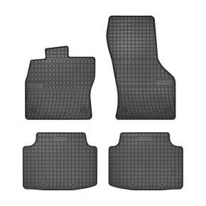 Gumové autokoberce pro VOLKSWAGEN PASSAT B8 4ks 2014-up