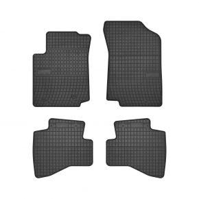 Gumové autokoberce pro TOYOTA AYGO II 4ks 2014-up