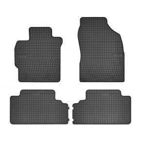 Gumové autokoberce pro TOYOTA COROLLA X E14, E15 4ks 2006-2013
