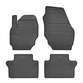 Gumové autokoberce pro VOLVO V60 4ks 2011-2018