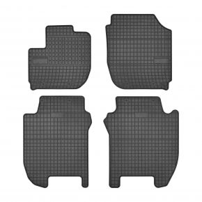Gumové autokoberce pro HONDA JAZZ IV 4ks 2015-up