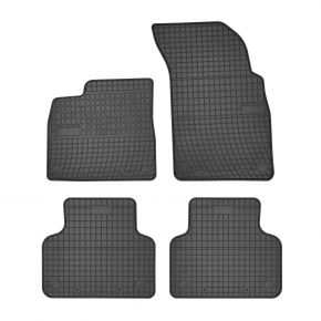 Gumové autokoberce pro AUDI Q7 II 4ks 2015-
