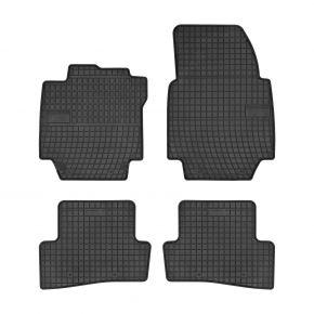 Gumové autokoberce pro RENAULT CAPTUR 4ks 2013-up