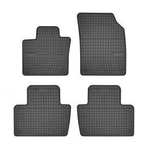 Gumové autokoberce pro VOLVO XC90 II 4ks 2015-up