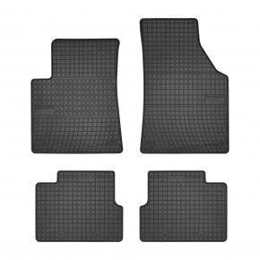 Gumové autokoberce pro JEEP CHEROKEE KL 4ks 2014-up