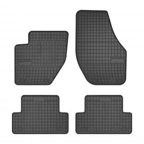 Gumové autokoberce pro VOLVO V40 II CROSS COUNTRY 4ks 2013-up
