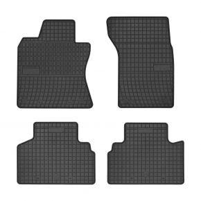 Gumové autokoberce pro INFINITI Q50 4ks 2013-up