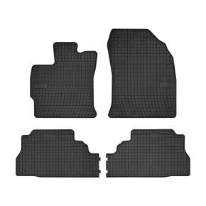 Gumové autokoberce pro TOYOTA PRIUS III PLUS 4ks 2011-up