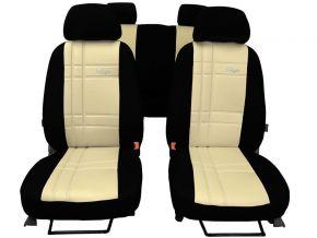 Autopotahy na míru Koža Stype AUDI Q7 II 7m. (2015-2020)
