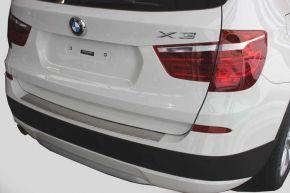 Nerezové kryty nárazníku pro BMW X3 F25