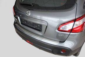 Nerezové kryty nárazníku pro Nissan Qashqai + 2