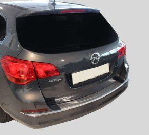 Nerezové kryty nárazníku pro Opel Astra IV J HB