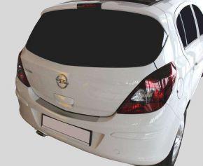 Nerezové kryty nárazníku pro Opel Corsa D