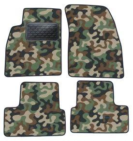 Maskačové textilní koberce pre Chevrolet Cruze  2008-up  4ks