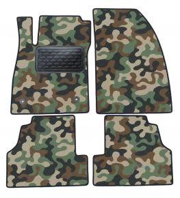 Maskačové textilní koberce pre Chevrolet Trax/Mokka  2013 4ks