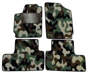 Maskačové textilní koberce pre Citroen Berlingo/ PEUG. PARTNER I  2002-2007