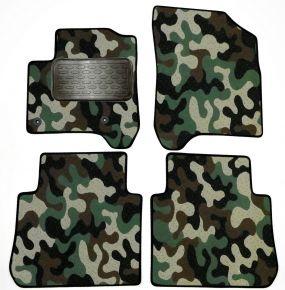 Maskačové textilní koberce pre Citroen C3 Picasso 2008-up