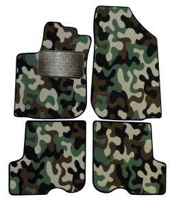 Maskačové textilní koberce pre Dacia Sandero Stepway 2012-up
