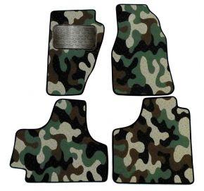 Maskačové textilní koberce pre Dodge Nitro 2007-2012