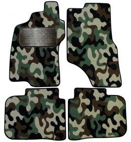 Maskačové textilní koberce pre Fiat Brava 1995-2001 4ks