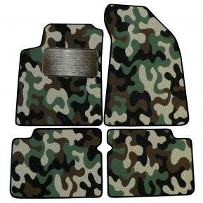 Maskačové textilní koberce pre Fiat Bravo 2007-up 4ks