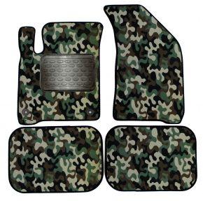 Maskačové textilní koberce pre Fiat Freemont 2008-up 4 ks