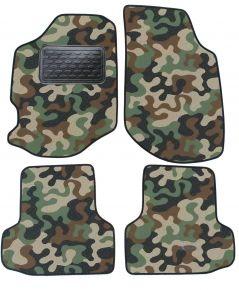 Maskačové textilní koberce pre Ford Escort 1996-2000-4ks